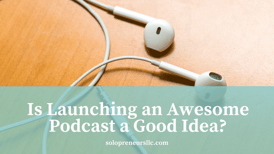 Launching Podcast