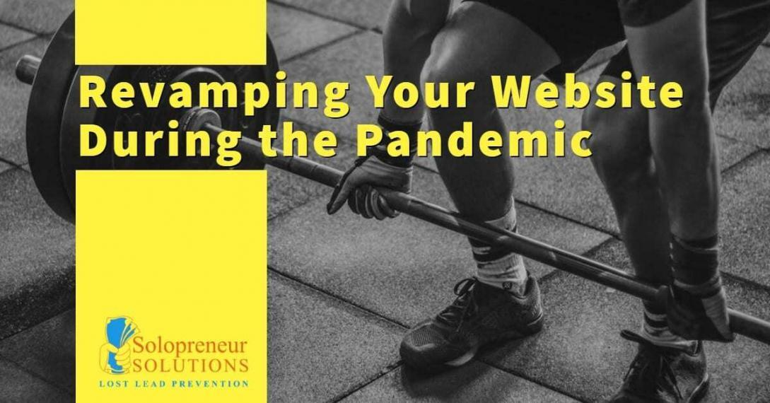 Revamping Your Website During the Pandemic