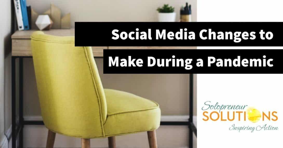 Social Media during pandemic